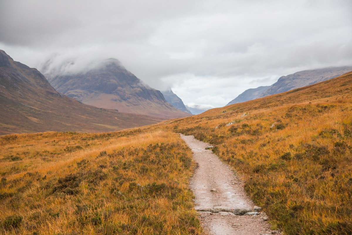West Highland Way, Glencoe