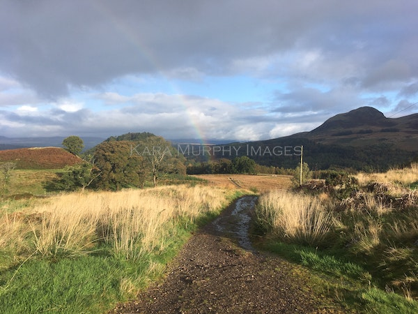 Rainbow and Dumgoyne