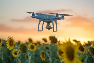Drone Photography - Selection of images for general viewing