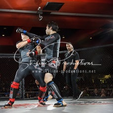 Kassem Kazal vs Scott Taylor W2W VT1/AKA - Photos taken from the Wimp 2 Warrior Finale VT1/AKA at The Norths in Cammeray at the 1st of September 2018