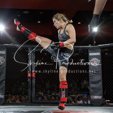 Katya D'entremont vs Lynsey Bilbe W2W VT1/AKA - Photos taken from the Wimp 2 Warrior Finale VT1/AKA at The Norths in Cammeray at the 1st of September 2018