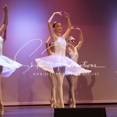 2018 La Bayadere 14yrs - Performing, Dancing at the Concert Nicole Marie School of Dance 2018