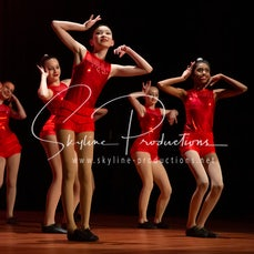 2018 Love On Top - Photos taken at Dancique18 end of year performance at Roseville College