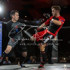 Gino Espinosa vs Dylan Hare WTA - Photos taken from the Wimp 2 Warrior Finale WTA at The Norths in Cammeray at the 1st of December 2018