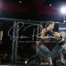 Dani Griffiths vs Naskaya Rajah WTA - Photos taken from the Wimp 2 Warrior Finale WTA at The Norths in Cammeray at the 1st of December 2018