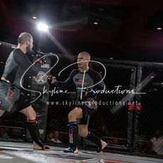 David Millowick vs Ricardo Oporto WTA - Photos taken from the Wimp 2 Warrior Finale WTA at The Norths in Cammeray at the 1st of December 2018