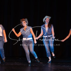 2018 Footloose - Dance Works Studio End Of Year Dance Concert on the 2018