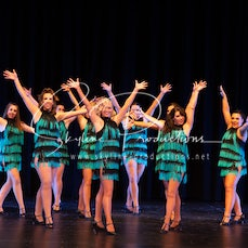 2018 Proud Mary - Dance Works Studio End Of Year Dance Concert on the 2018
