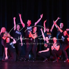2018 I Was Made For Lovin You - Dance Works Studio End Of Year Dance Concert on the 2018