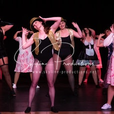 2018 Rocky Horror - Dance Works Studio End Of Year Dance Concert on the 2018