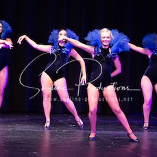 2018 Dreamgirls - Dance Works Studio End Of Year Dance Concert on the 2018
