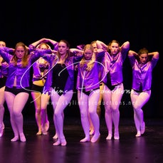 2018 Writings On The Wall - Dance Works Studio End Of Year Dance Concert on the 2018