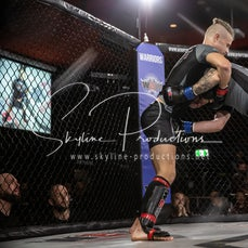 Brett Collier vs Aron Ellis S9 - Photos taken from the Wimp 2 Warrior Finale Series 9 at The Norths in Cammeray at the 6th of July 2019