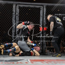 Russell Pickford vs Walter Deane - Photos taken from the Wimp 2 Warrior Finale Series 9 at The Norths in Cammeray at the 6th of July 2019