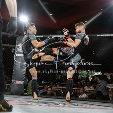 Darius Manaois vs Lee Millon S9 - Photos taken from the Wimp 2 Warrior Finale Series 9 at The Norths in Cammeray at the 6th of July 2019