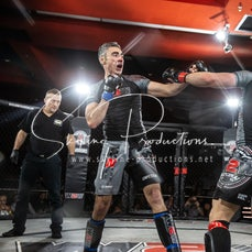 Stephen Land vs Pablo Arenas S9 - Photos taken from the Wimp 2 Warrior Finale Series 9 at The Norths in Cammeray at the 6th of July 2019