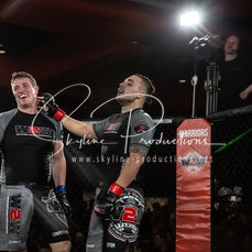 Tom Cockings vs Jayden Malala S9 - Photos taken from the Wimp 2 Warrior Finale Series 9 at The Norths in Cammeray at the 6th of July 2019