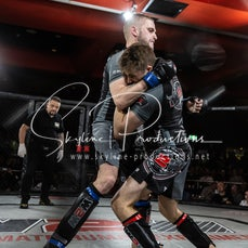 Corey Pohl vs Charlie Dejean S9 - Photos taken from the Wimp 2 Warrior Finale Series 9 at The Norths in Cammeray at the 6th of July 2019