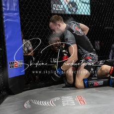 Joshua Smith vs Paul Duroux S9 - Photos taken from the Wimp 2 Warrior Finale Series 9 at The Norths in Cammeray at the 5th of July 2019