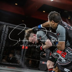 Shourav Sarwar vs Harry Anderson S9 - Photos taken from the Wimp 2 Warrior Finale Series 9 at The Norths in Cammeray at the 5th of July 2019