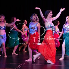 2019 Mamma Mia - Dance Works Studio End Of Year Dance Concert on the 2019