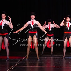 2019 New York - Dance Works Studio End Of Year Dance Concert on the 2019