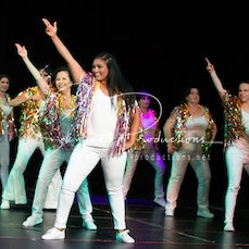 2019 Saturday Night Fever - Dance Works Studio End Of Year Dance Concert on the 2019