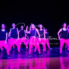 2019 1,2 Step - Dance Works Studio End Of Year Dance Concert on the 2019