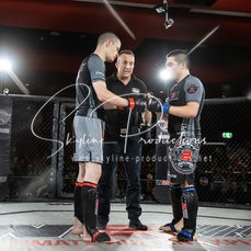 Kenton Chan vs Chris Muldoon S4 - Photos taken from the Wimp 2 Warrior Finale Series 9 at The Norths in Cammeray at the 7th of December 2019