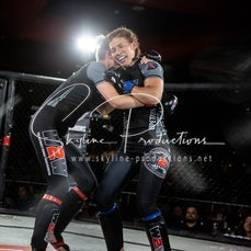 Karen Deane vs Julia Schaefe S4 - Photos taken from the Wimp 2 Warrior Finale Series 4 at The Norths in Cammeray at the 7th of December 2019