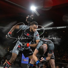 Aaron Bonanno vs Pavan Raju S4 - Photos taken from the Wimp 2 Warrior Finale Series 4 at The Norths in Cammeray at the 7th of December 2019