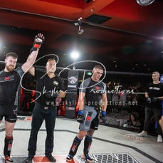 Luke Taylor vs James Bamford S4 - Photos taken from the Wimp 2 Warrior Finale Series 4 at The Norths in Cammeray at the 7th of December 2019