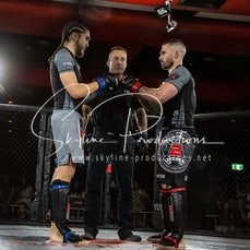 Anthony Romeo vs Vincent Costa S10 - Photos taken from the Wimp 2 Warrior Finale Series 10 at The Norths in Cammeray at the 6th of December 2019