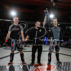 Lyntin Atkin vs Joshua Cusworth S10 - Photos taken from the Wimp 2 Warrior Finale Series 10 at The Norths in Cammeray at the 6th of December 2019