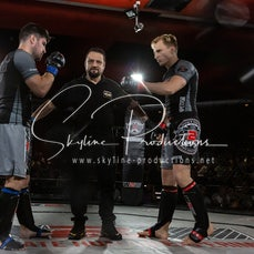Scott Butcher vs Jordan Coleman S10 - Photos taken from the Wimp 2 Warrior Finale Series 10 at The Norths in Cammeray at the 6th of December 2019