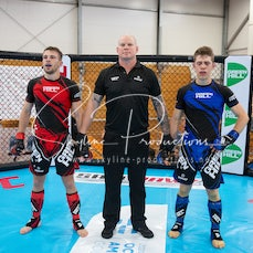 Grey vs Brokken - Oceania Open Championship MMA from the 6-8th of March at the Gold Coast, Recreation Centre Palm Beach