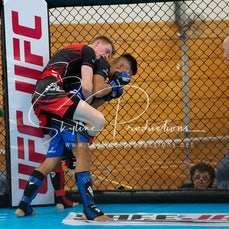 Fewquandie vs Thompson - Oceania Open Championship MMA from the 6-8th of March at the Gold Coast, Recreation Centre Palm Beach