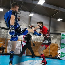 Stitt vs McDonald - Oceania Open Championship MMA from the 6-8th of March at the Gold Coast, Recreation Centre Palm Beach