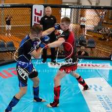 Brokken vs Thompson - Oceania Open Championship MMA from the 6-8th of March at the Gold Coast, Recreation Centre Palm Beach