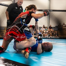 Back vs Ukmar - Oceania Open Championship MMA from the 6-8th of March at the Gold Coast, Recreation Centre Palm Beach