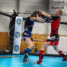 Montague vs Kivioja - Oceania Open Championship MMA from the 6-8th of March at the Gold Coast, Recreation Centre Palm Beach