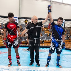 Almuamari vs Darwish - Oceania Open Championship MMA from the 6-8th of March at the Gold Coast, Recreation Centre Palm Beach