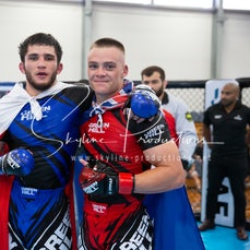 Gitinoc vs Reeves - Oceania Open Championship MMA from the 6-8th of March at the Gold Coast, Recreation Centre Palm Beach