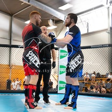 Ali vs Best - Oceania Open Championship MMA from the 6-8th of March at the Gold Coast, Recreation Centre Palm Beach