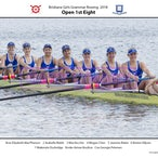 BGGS Rowing Crews 2018