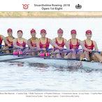 Stuartholme Rowing Crews 2018