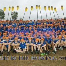 ACGS Rowing Group 2019