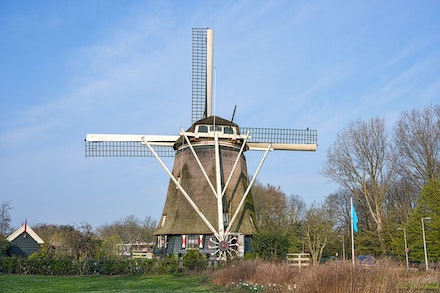 Netherlands - The Netherlands, a country in northwestern Europe, is known for a flat landscape of canals, tulip fields, windmills and cycling routes. Amsterdam,...