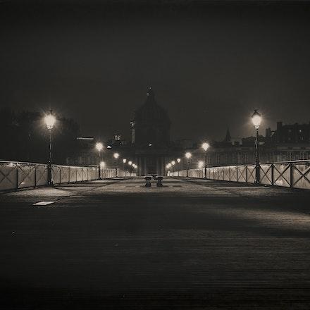 183 - Paris - 1st - 27-10-16-1125-Edit-Edit - Early Monring at Pont des Art