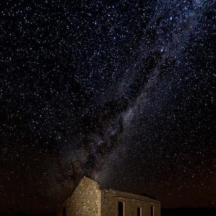 The Flinders Ranges under the Stars